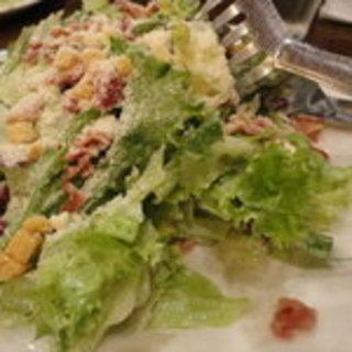 カブリチョーザのシーザーサラダ