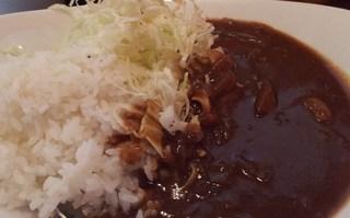 松坂牛のカレー