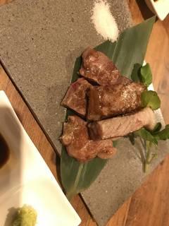 《禅》ヒレ肉やサーロインステーキのコース