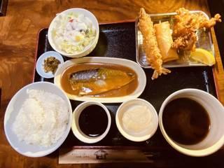 日替わり定食(サバ味噌)
