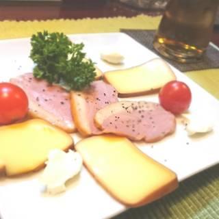 薫製チーズ鴨ロース