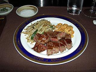 厳選神戸牛ステーキ