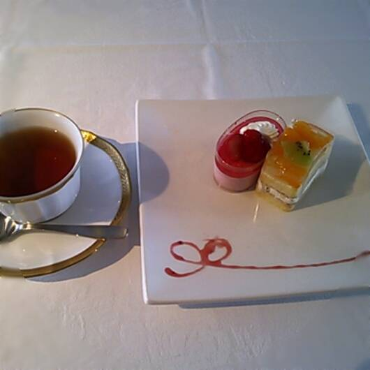 神戸オリジナルケーキセット