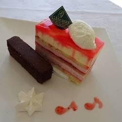 オリジナルケーキセット