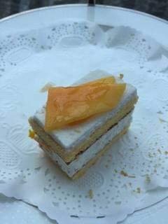 マンゴーショートケーキ