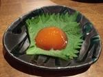 卵の味噌漬