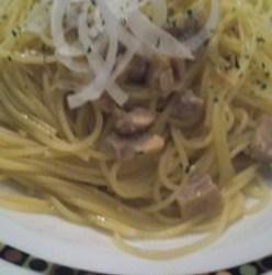 本日のスパゲティ