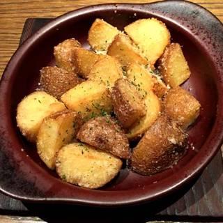 ジャガイモのチーズ窯焼き