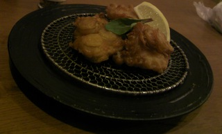 ねぎ豚から揚げ