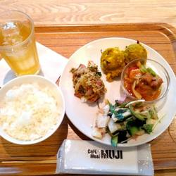 Cafe&Meal MUJI 青葉台東急スクエア