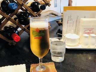 生ビール  カールスバーグ