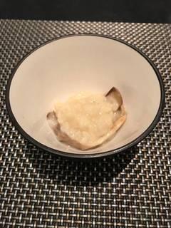 キノコとチーズのリゾット
