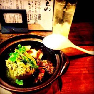 牛すじ大根(ハーフサイズ)