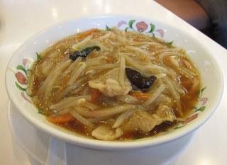 サンマ―麺