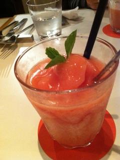 イチゴのフローズン