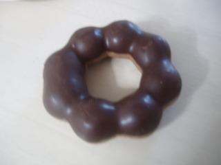 ポンデリングダブルチョコレート