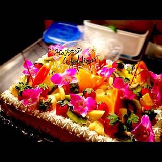 30〜40名様 スペシャルケーキ