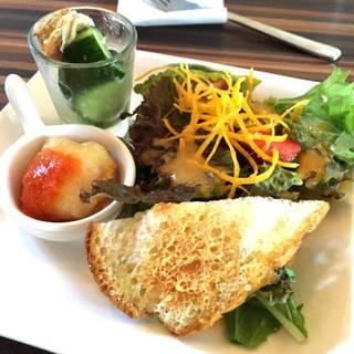 バンビーノランチ 前菜&サラダ