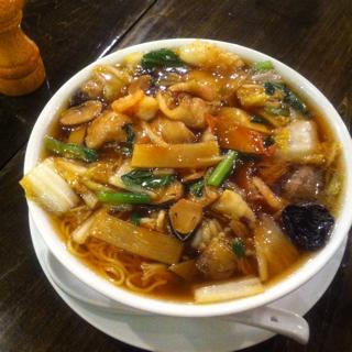 海老五目麺