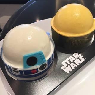 R2D2ケーキセット