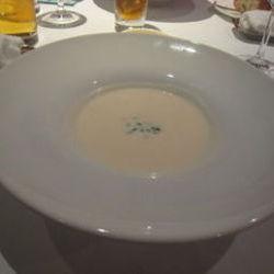 ポテトの冷製スープ