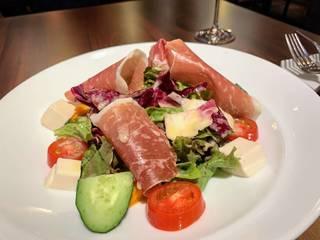 旬の山梨野菜を食べるサラダ マスタード風味