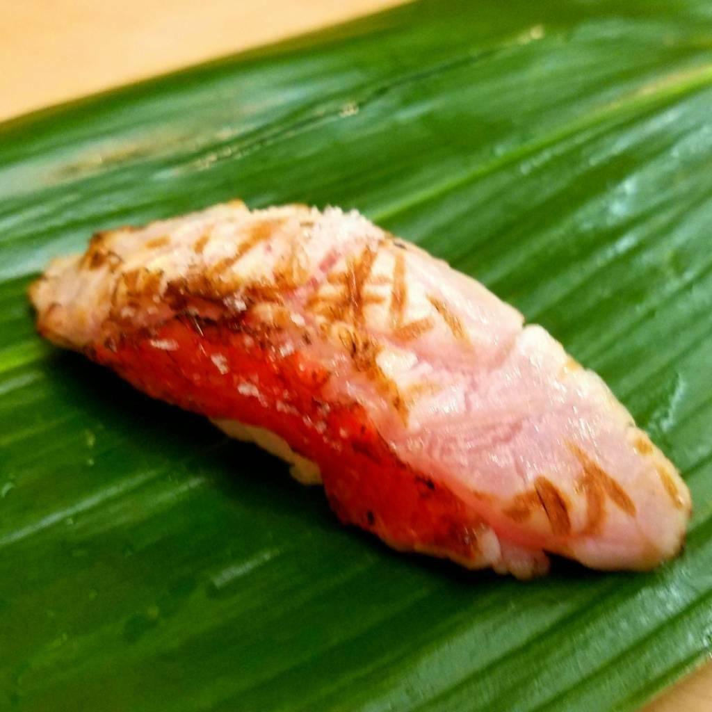 金目鯛(炙り)