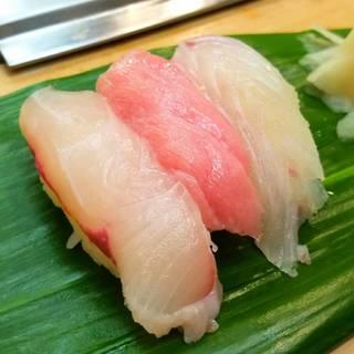 カンパチ・トロ・鯛