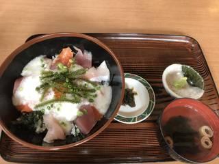海鮮スタミナ丼