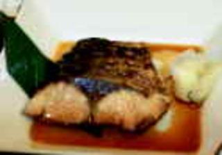 鯖の煮込み