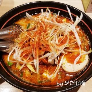 辛ネギ担々麺