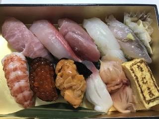 持ち帰り 特選寿司