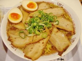 チャーシュー麺大盛