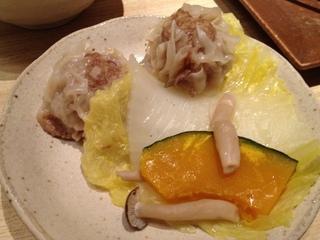 大山鶏シュウマイのセイロ蒸し