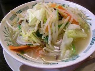 野菜たっぷりタンタン麺