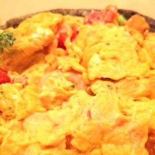 スペイン風卵炒め
