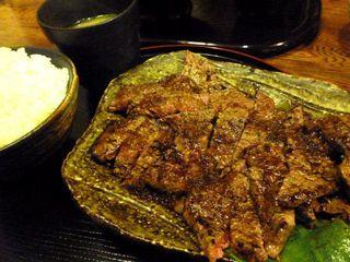 ステーキ丼