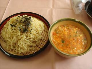 ざるつけ麺
