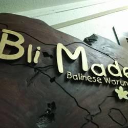 バリ インドネシア料理 Bli Made