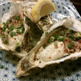 北海道産生牡蠣 牡蠣えもん