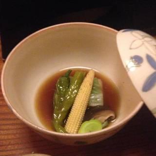 季節野菜の吹き出し