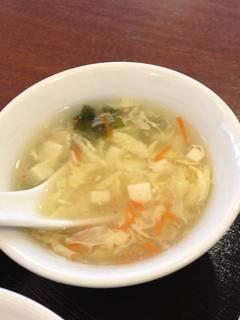 ランチ スープ