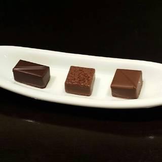 ボンボンショコラのセット