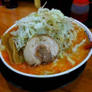 辛みそ麺(中)