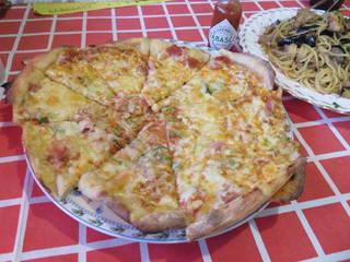 きまぐれピザ