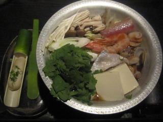 海鮮寄せ鍋