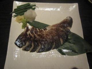 炙り 〆鯖