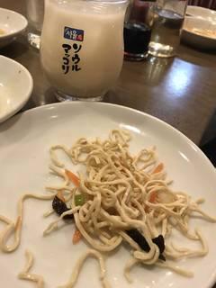 干豆腐の細切り和え