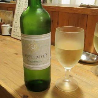 ジェンティモン ブラン(白)ボトル