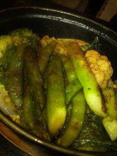 野菜のストウブ